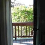 Blick vom Balkon Nr. 7