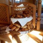 mix di pane