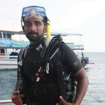 Diving @ Kosak Island