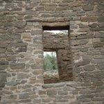 Aztec Ruins doorways