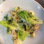 crab salad starter