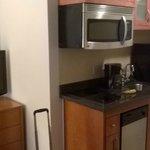Bare bones kitchen