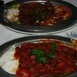Eccellenti kebab e agnello