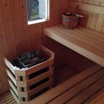 sauna Mélusine