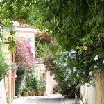 In the streets of Plaka