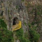 Giants Cave balcony 2014