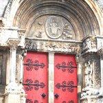Portail Abbatiale