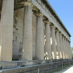 Well preserved columns