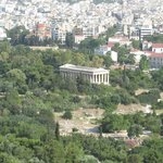 From the Acropolis