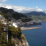 Views to Amalfi