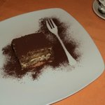 Tiramisu.....out of this world