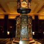 Welcome Hall Clock