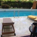 Swim out suite