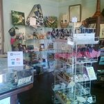 An expanded gift shop for your shopping conveniences