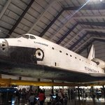 Endeavour fly