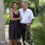 Brigitte et Jean Christophe vous accueillent
