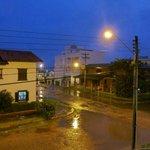 Una noche lluviosa