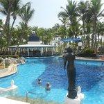 1 das piscina