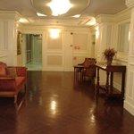 Lobby on 4th Floor