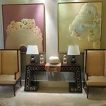 Tongquetai New Century Grand Hotel's nice decoration 1