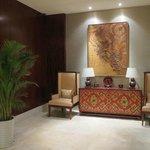 Tongquetai New Century Grand Hotel's nice decoration 4