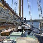 The Schooner Dirigo II  - Summer in the Islands - all thats missing is you..