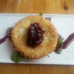 PANKO CAMEMBERT - JUST ENOUGH FOR ONE!