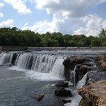 Grand Falls!