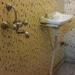 Awful bathroom