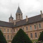 Abbey at Cluny