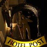 Hotel Post - ein wahres Aushängeschild!