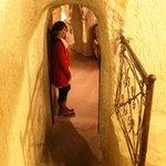 Passageway to Room