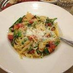 Shrimp & Fettuccine