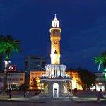 İzmir Konak saat kulesi