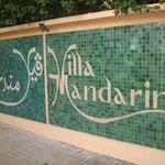 Entrance - Mosaic Tiles