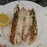 Sogliola Griglia - Seezunge vom Grill