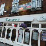 Champers Bar in Eastcote