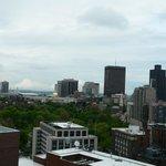 Rooftop Aussicht