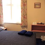 Our room in The Halswell Lodge