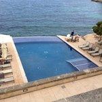 Main pool area