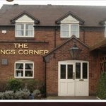 Kings Corner for Ping and Ding food!