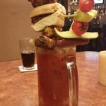Lunchbox bloody mary