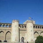 Aljaferia Palace-outside