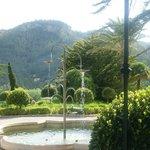 The fountain at Gran Son Net