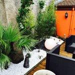 Le patio Mai 14