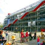 Le Pompidou Center