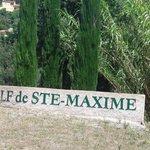 Golf de Ste Maxime