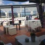 Terraza chill out.