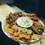Shrimp-Chicken-Kafta