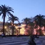 Evening in Malaga